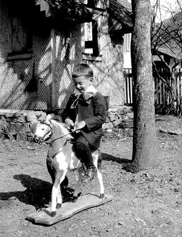 Artur Beul in Unteriberg SZ (1920)