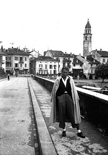 Artur in Ascona (1943)