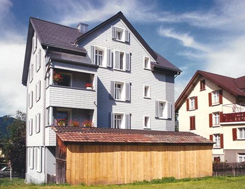Geburtshaus in Einsiedeln