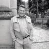 Artur Beul in Einsiedeln, 1994