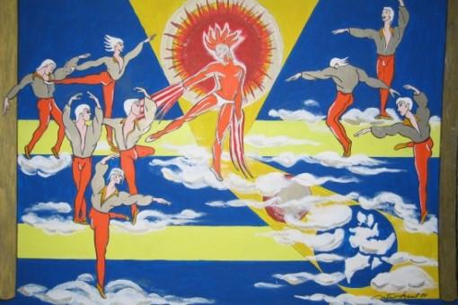 Ballettbild von Artur Beul