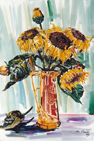Sonnenbumen, Artur Beul (1979)