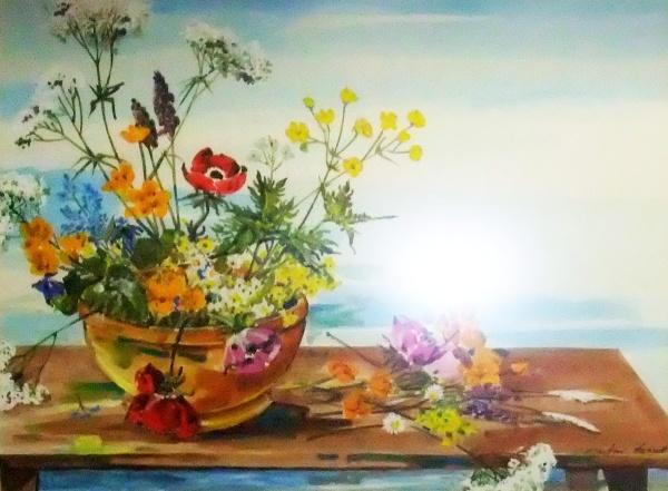 Blumenbild (1980)