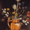 Trockenblumen in Vase (1982)