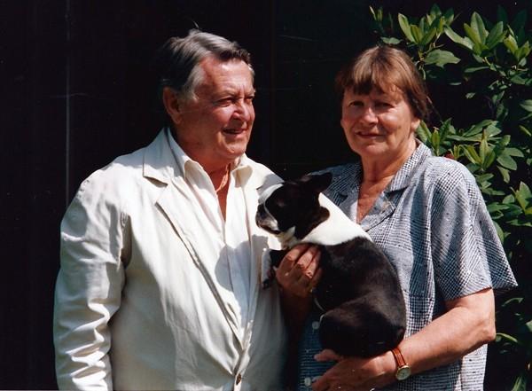 Pat & Artur 1993