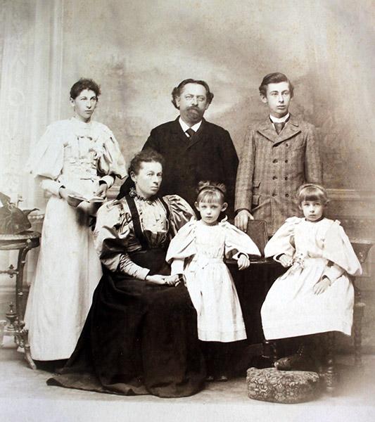 Die Familie Beul-Diethelm