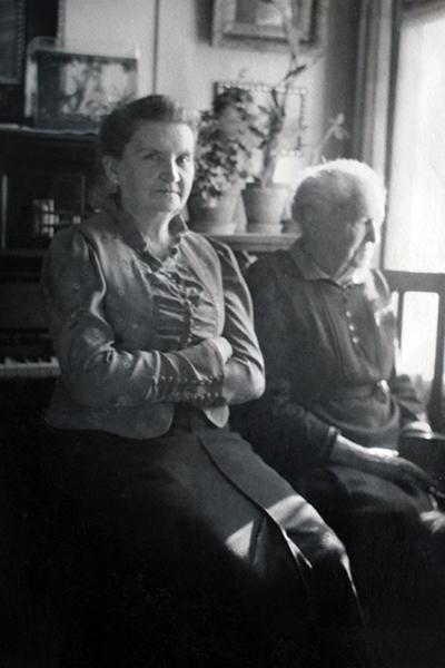 Mamma und Grossmutter