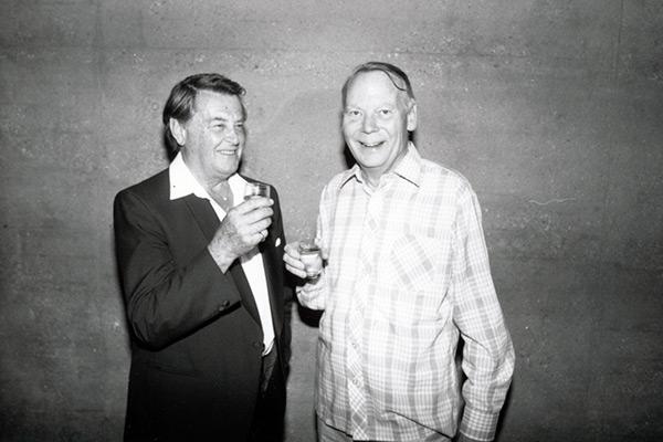 Jürg Amstein, Musical-Premiere, 28. August 1987