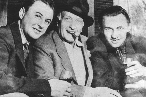 Artur Beul, Hans Albers & Michael Jary