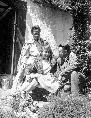Walter Morath, Voli Geiler und Artur