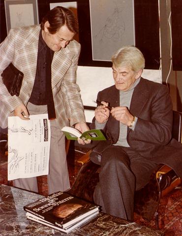 Artur und Jean Marais