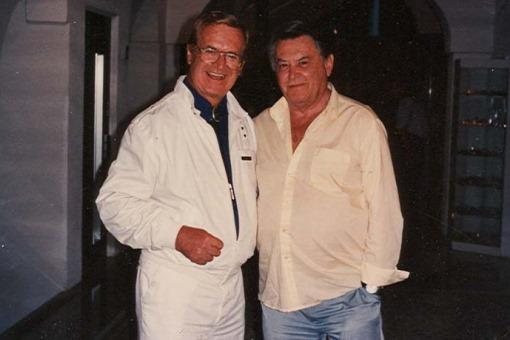 Hazy Osterwald und Artur