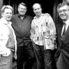 Franz Lindauer, Artur Beul, Jean Hoffmann und H.R. Spiess