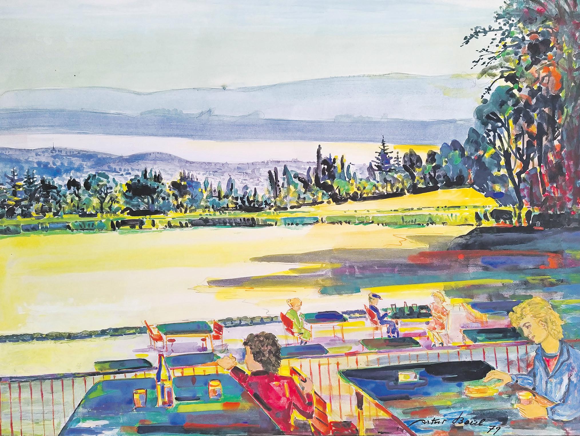 Feusisgarten, 1979
