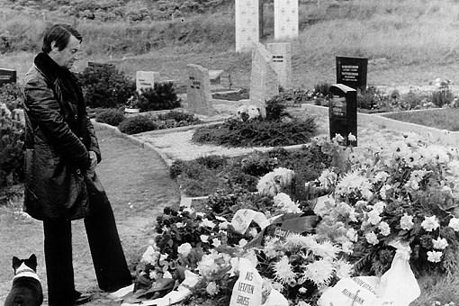 Artur an Lales Grab (1972)