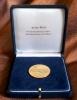 Die goldene Ehrenmedaille des Kt. ZH