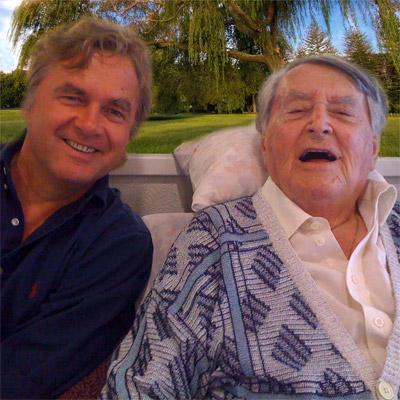 Adrian & Artur, 19. Juni 2009 (Foto: Ralph Aebi)