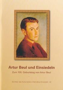 Artur Beul Umschlag Schrift Nr. 42 2015