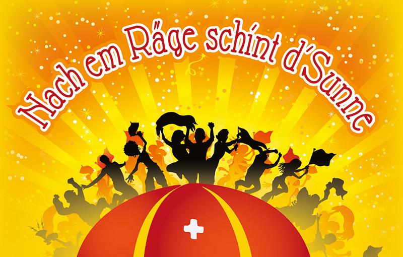 Nach em Räge schint d'Sunne – Nostalgietheater Balgach