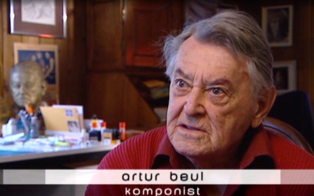 Artur Beul — ein Besuch beim ersten Schweizer Hit-Komponisten
